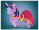 Twilight's New Dress