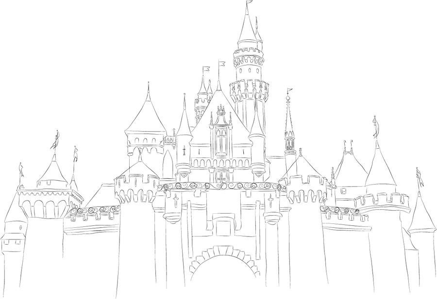 Sleeping Beauty S Castle Line Art 280859077 together with Sweet Potato Coloring Page moreover 1177 Princessa Vesny moreover Prinzessinnen Schloss In Den Wolken in addition 3. on princess castle coloring pages