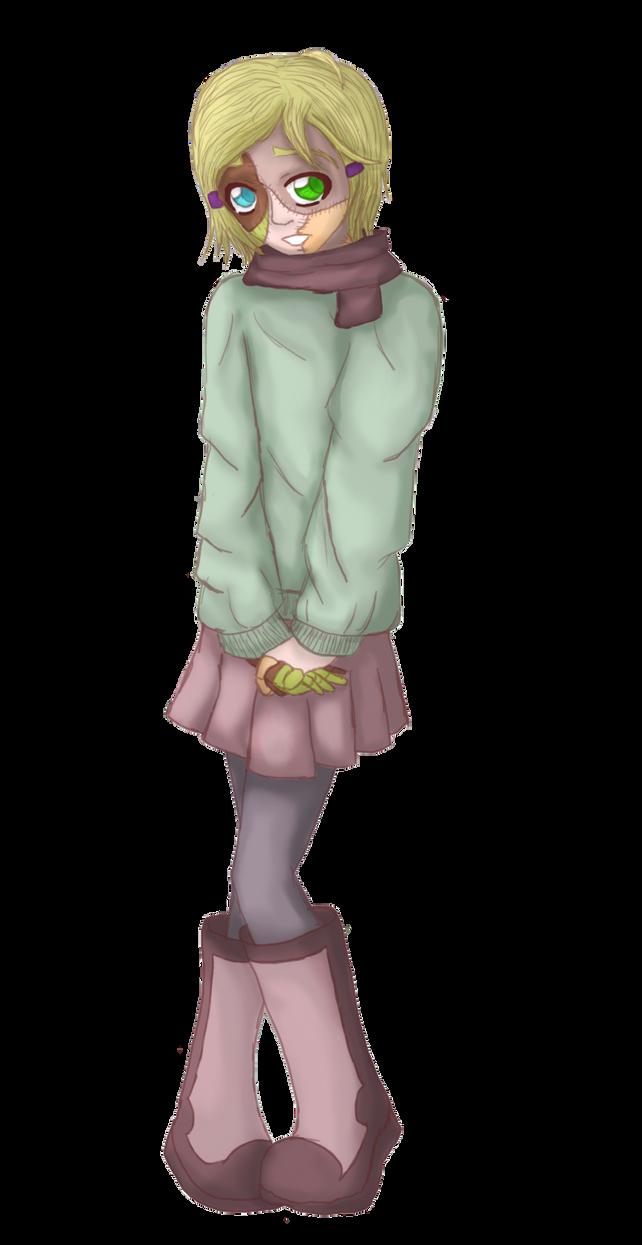 The Cute little Freak by Vanillathefox