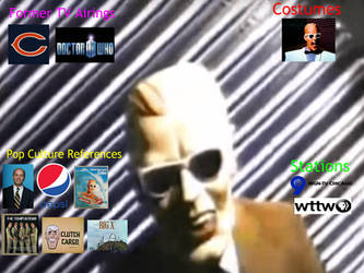 The Max Headroom Incident, Tribute by Evanh123