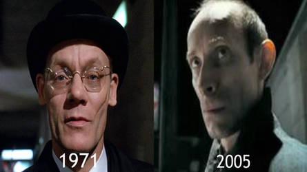 Willy Wonka: Slugworth, Old And New