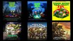 The Ninja Turtles Films by Evanh123