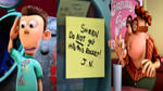 Planet Sheen: Jimmy Neutron Characters by Evanh123
