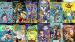 Cartoon Based Video Games by Evanh123
