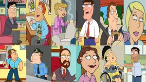 Family Guy: Minor Recurring Characters