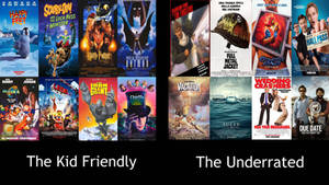 Warner Brothers: Kid Friendly And Underrated