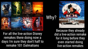 The Disney Live-Action Remake Long Before The Rest