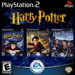 Harry Potter: PS2 Triple Video Game Pack by Evanh123