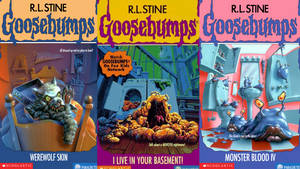 Goosebumps: Books That Still Have Not Had Reprints
