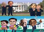 JibJab: Bush And Obama Winning Elections by Evanh123