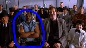 Inspector Gadget (1999): Mr. T Cameo