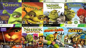 Shrek Video Games For Xbox