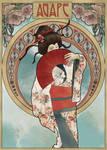 Agape Art Nouveau