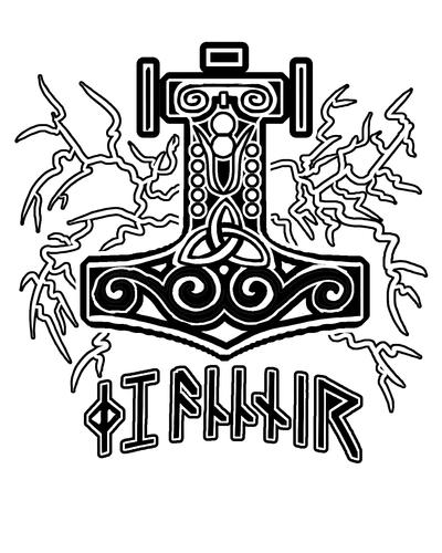 Advanced Search thors hammer tattoos