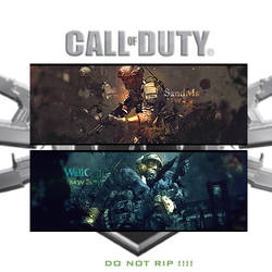 COD Modern Warfare 3 Sig by kingsess