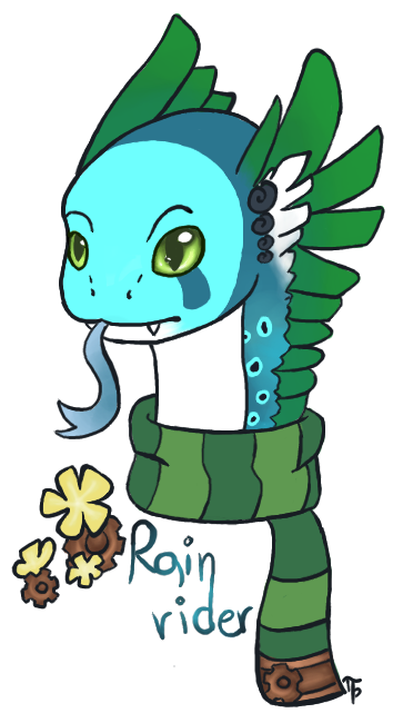 Rainrider by 314pyper