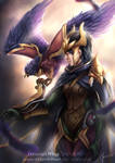 Quinn and Valor