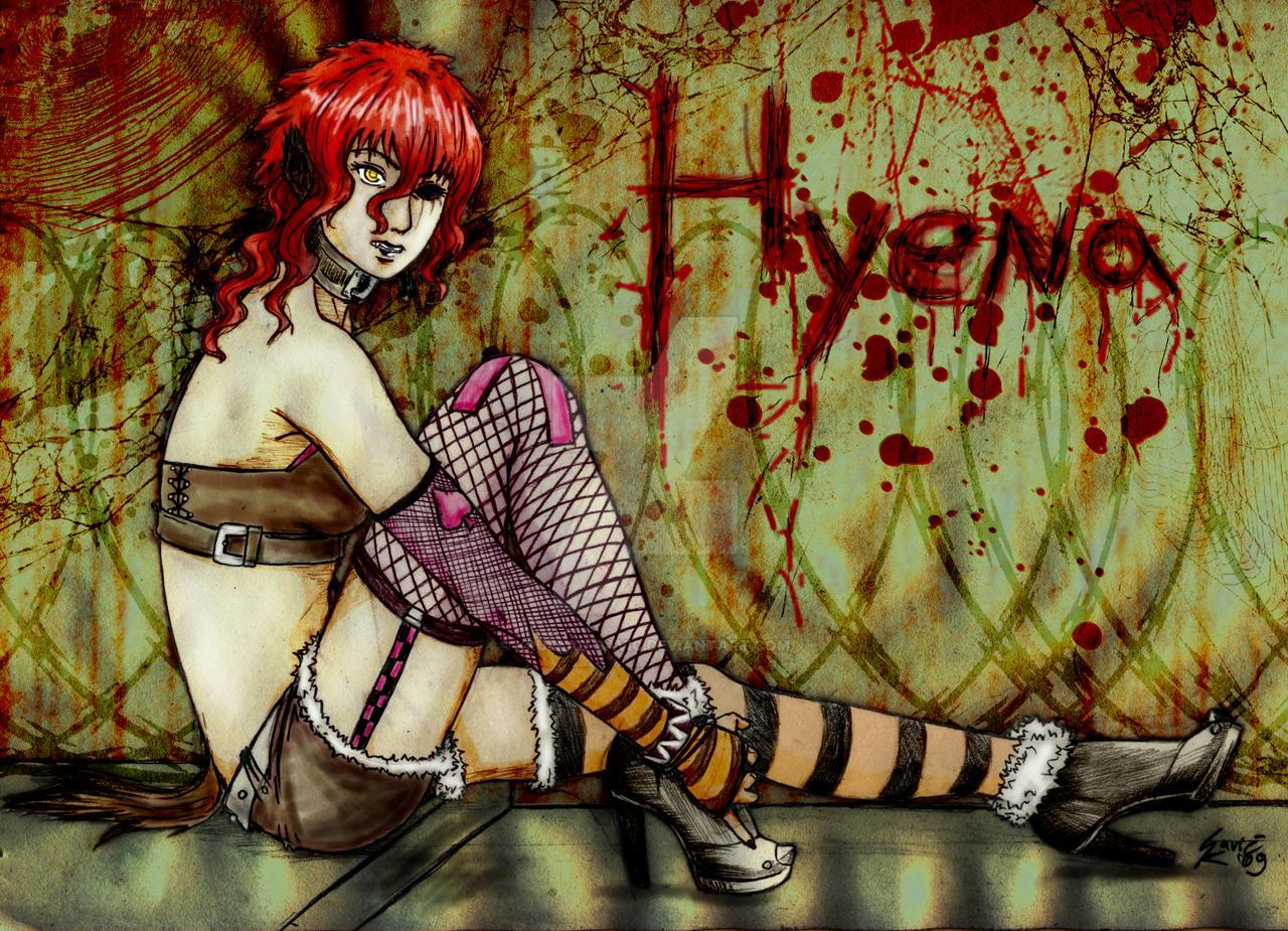 Hyena Fetish by KruelaD-Savic