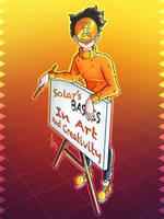 Solar's Basic's In Art And Creativity (Check Desc) by YamahaPianoIDK