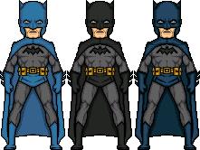 Batmen by joroy