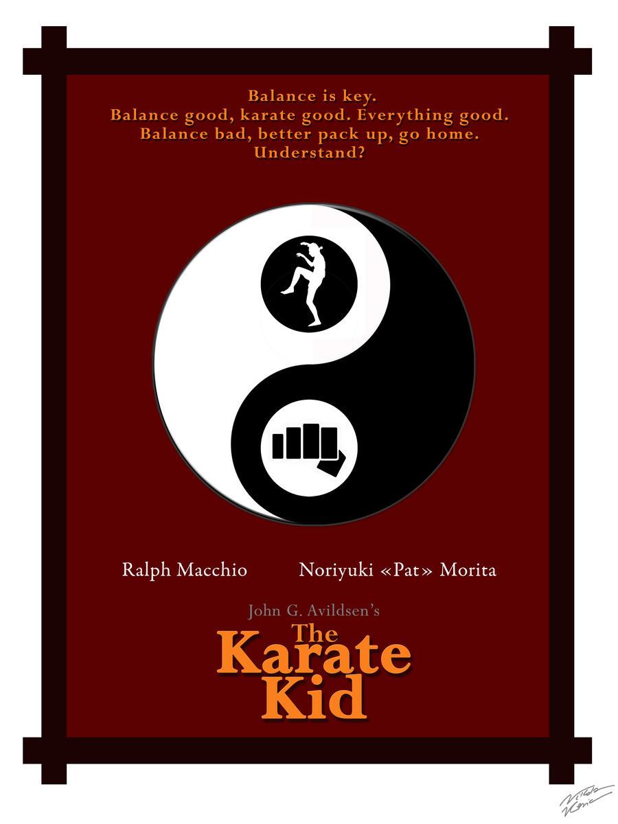karate kid wallpaper