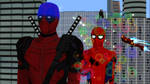 Whiny Spidey Visual Novel (Game Download) by Glitch--Gamer
