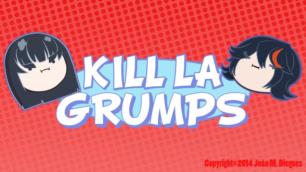 Kill la Grumps by JonTaigus