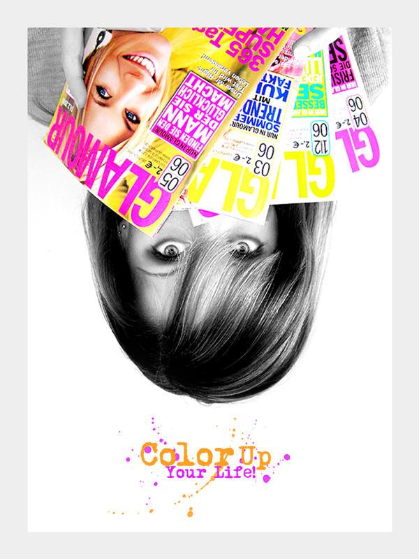 color up your life by visual sick on deviantart. Black Bedroom Furniture Sets. Home Design Ideas