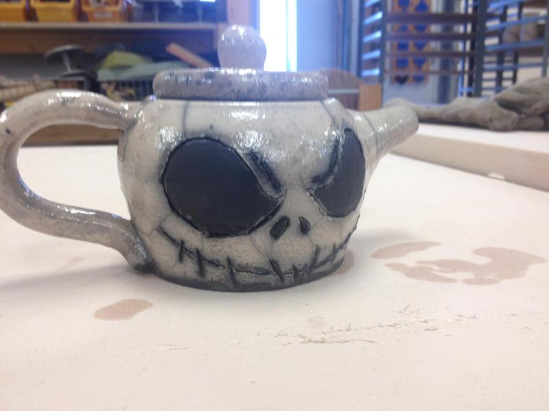 Jack's teapot by ilovepretzles