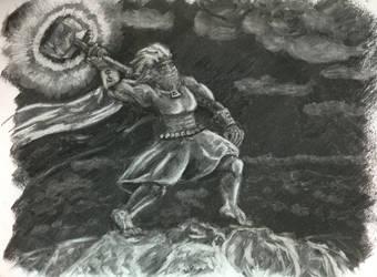 Thor by spencerclark