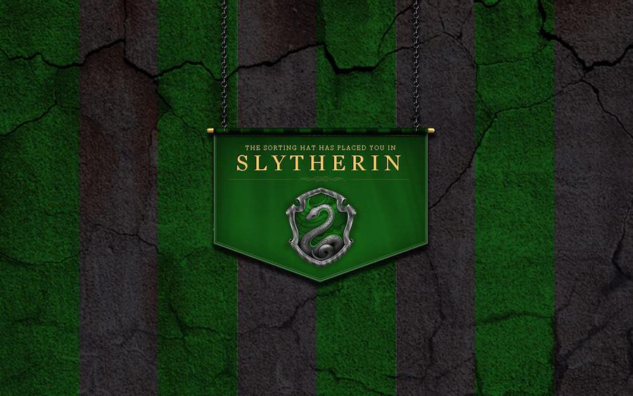 Slytherin Wallpaper By ShaneBlack