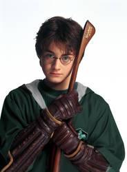 Slytherin Harry?