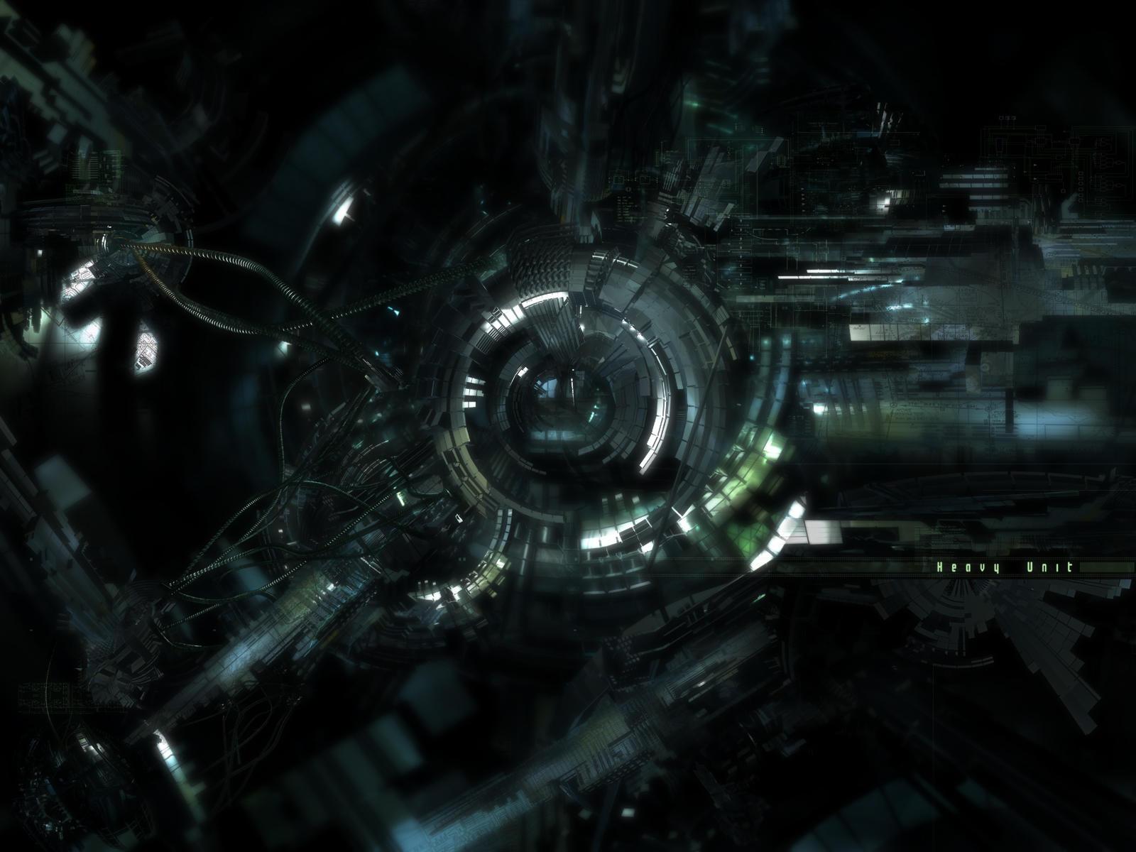 Heavy Unit by SeRHeLL