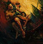 Dionysus and the Steersman