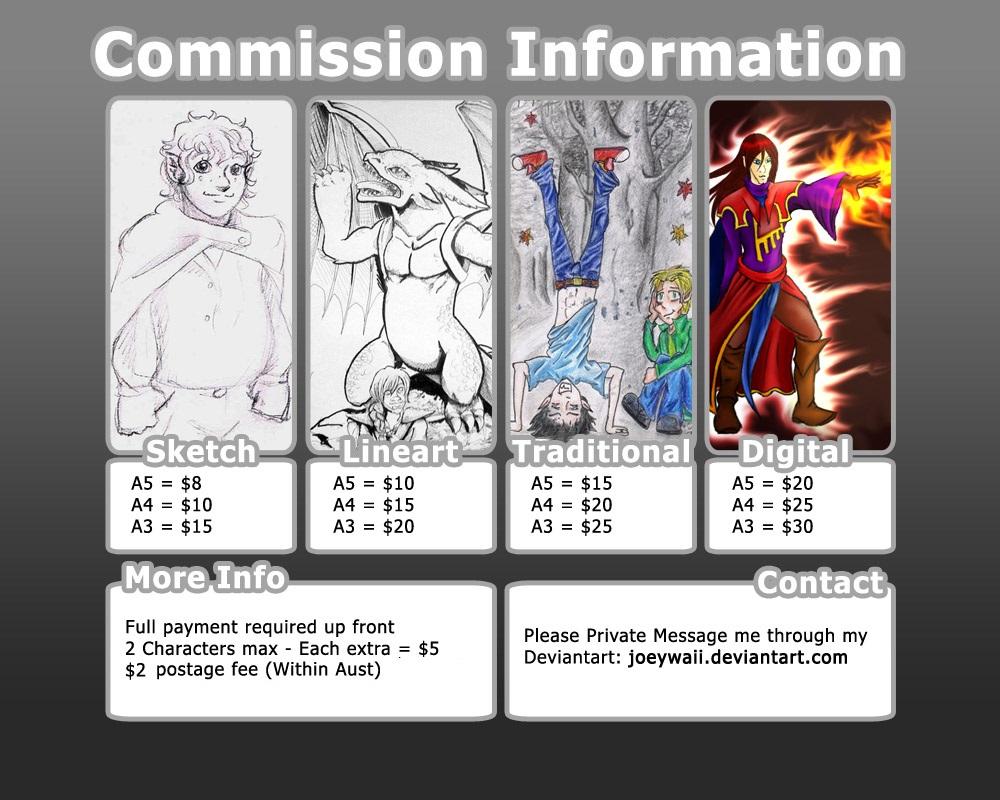Comission by joeywaii