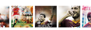 Totti Icons Pack 02