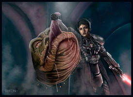 Sith Revenge by pinkhavok