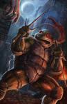 TMNT vs Zombies: Raphael