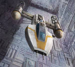 Star Wars: X-Wing Miniaures Game: Jon Vander