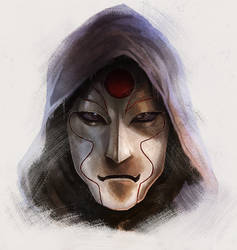 Legend of Korra: Amon