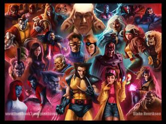 90's X-Men Animated