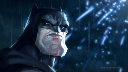 Batman: The Dark Knight Returns by pinkhavok