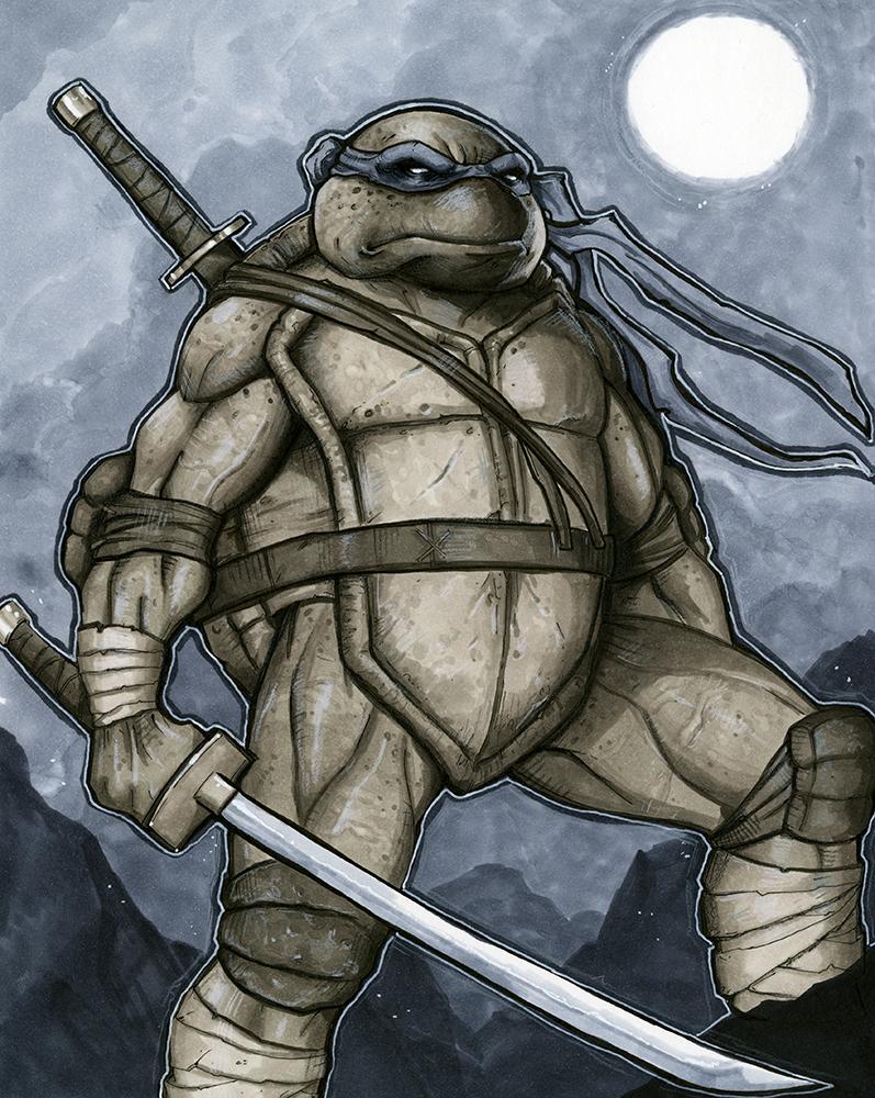 Leonardo-Marker-Sketch by pinkhavok