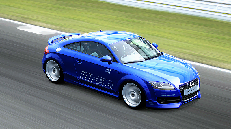 Hpa Motorsports Audi Tt Twin Turbo By Strayshadows On Deviantart