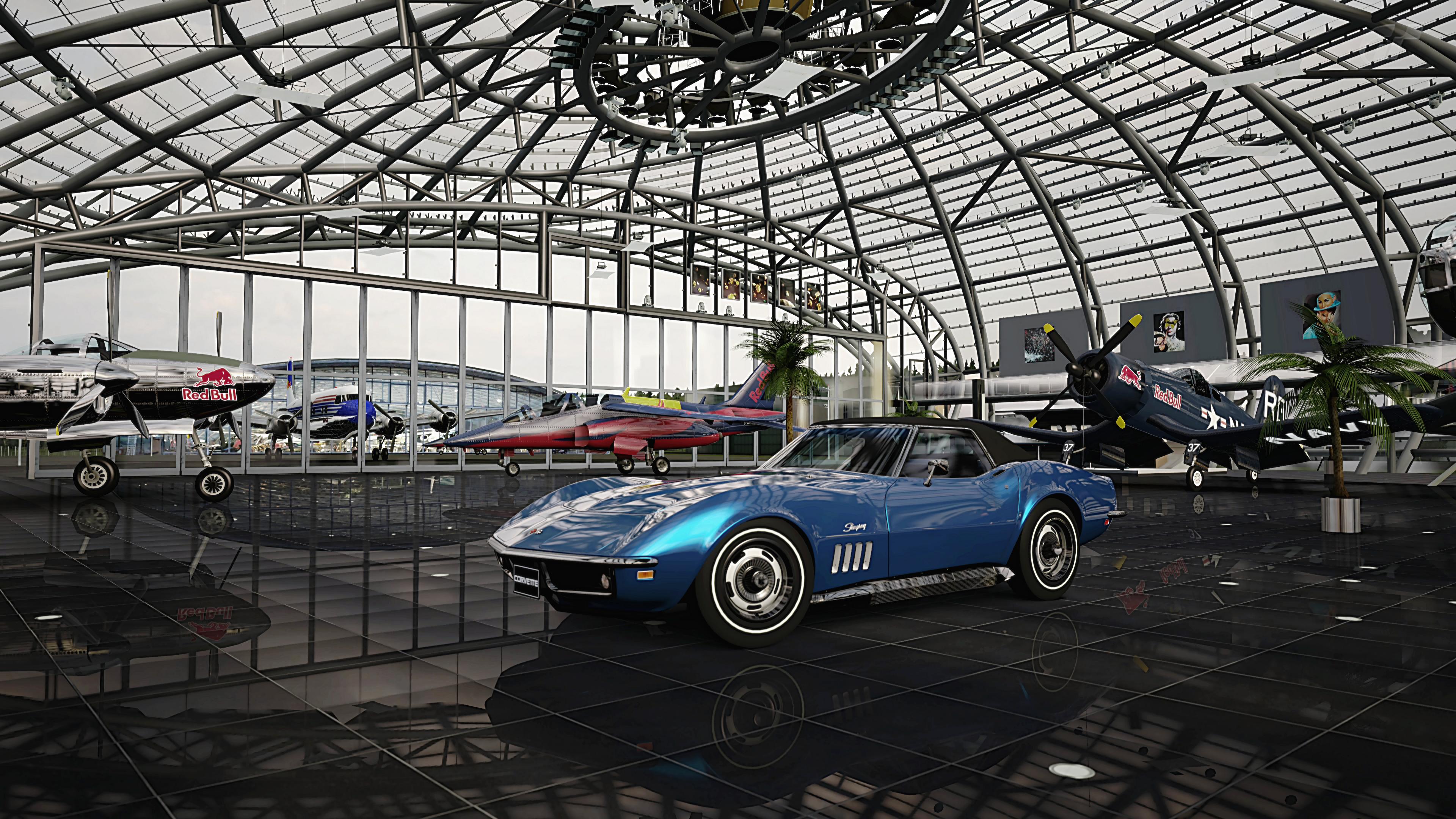 Corvette by StrayShadows