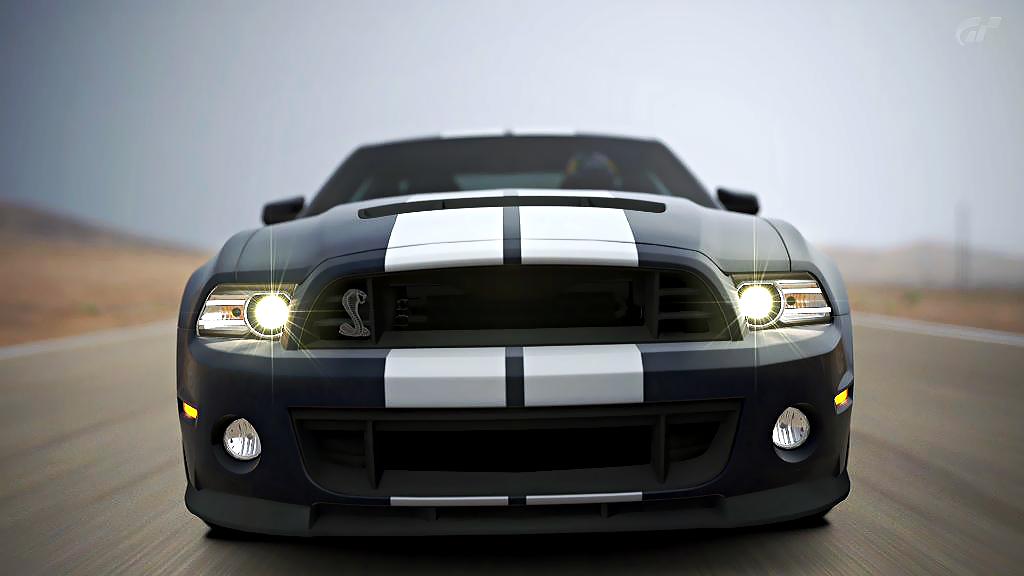 GT500 by StrayShadows
