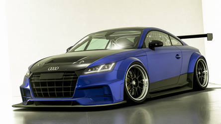 Audi TT by StrayShadows