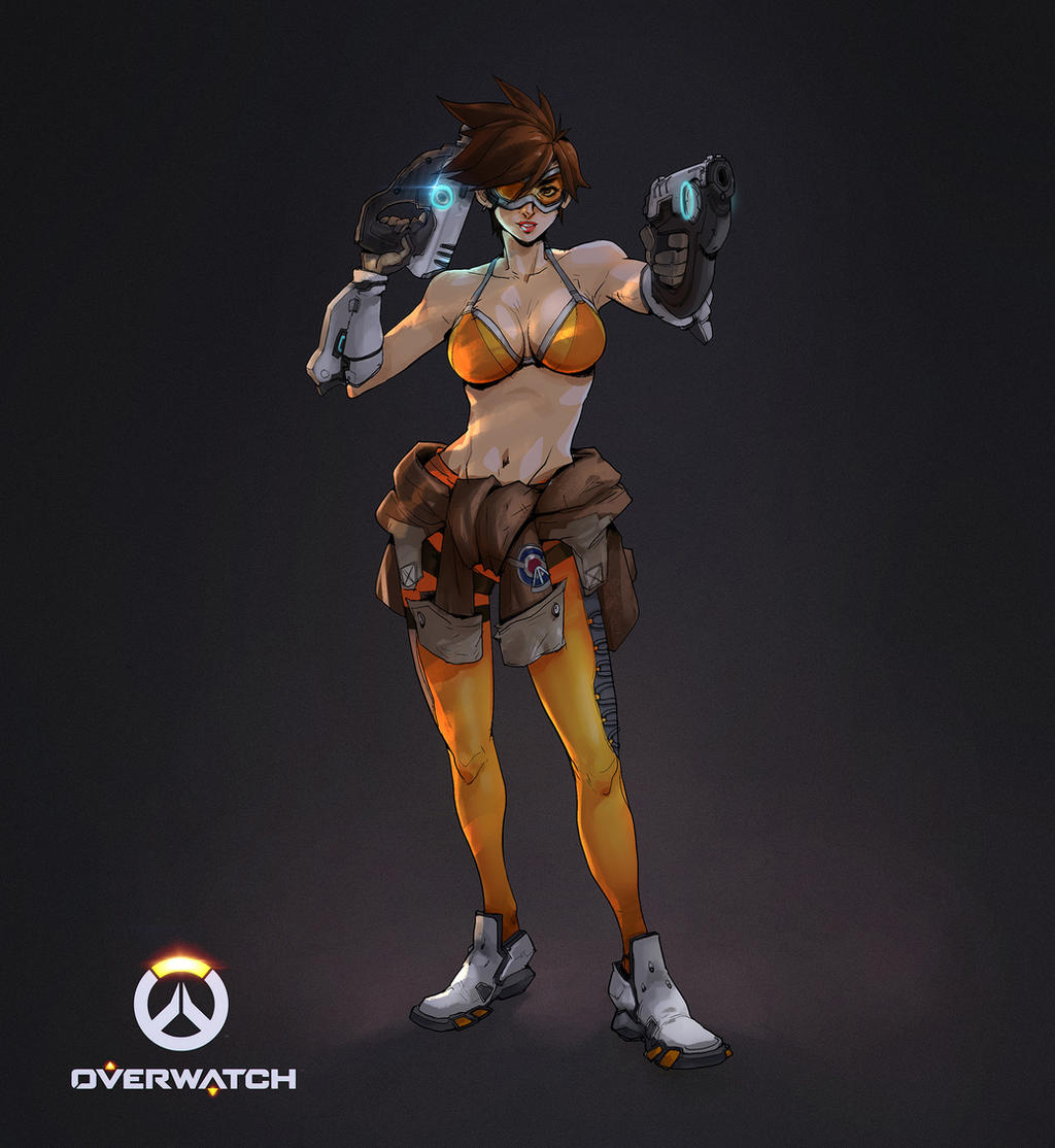 Tracer Commission by Pyroow