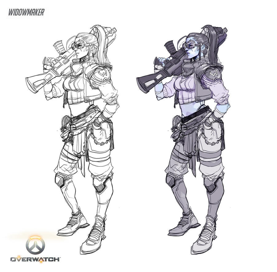 Widow Maker Skin by Pyroow