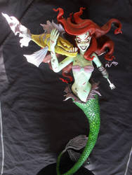 twisted ariel by JOPUTAPELIRROJO